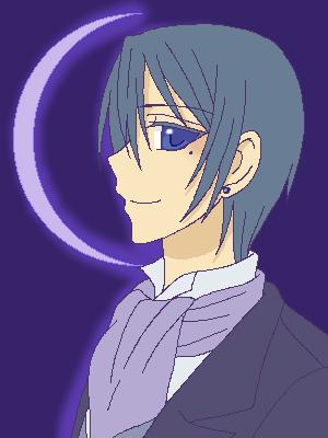 冷たい月と悪の華