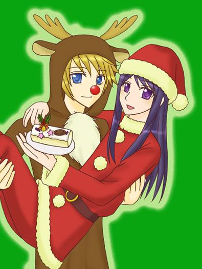 ハッピーメリークリスマス☆