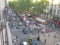 スペインは遊び心いっぱい、スリもいっぱい。