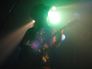 ギターリスト、おやじ