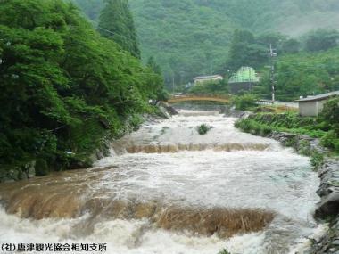見帰りの滝(2009年7月25日)01