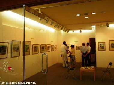 02.池田明史小品展(2009年8月5日)