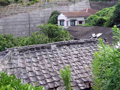 ゆがんだ屋根2