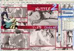 NOTITLE2(紅本)サンプル