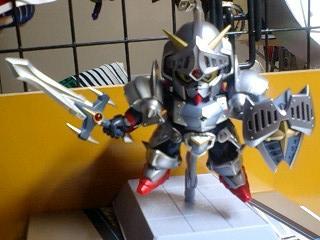 ナイトガンダム剣