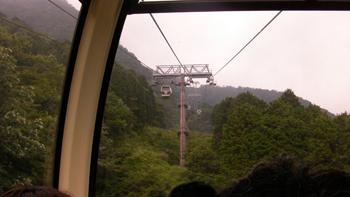 On the cable car 2