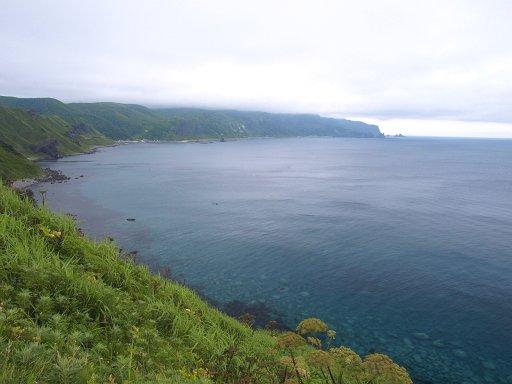 神威岬から