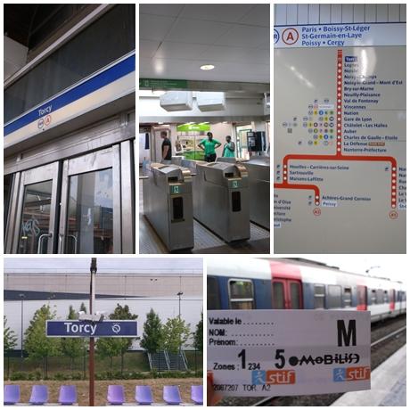 フランス地下鉄