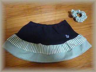 ゆうちゃんスカート