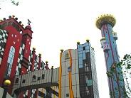 大阪市ゴミ処理場(舞洲工場)