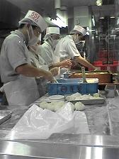 島屋オープン厨房