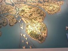 昔の大阪湾