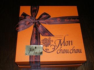 モンシュシュの化粧箱