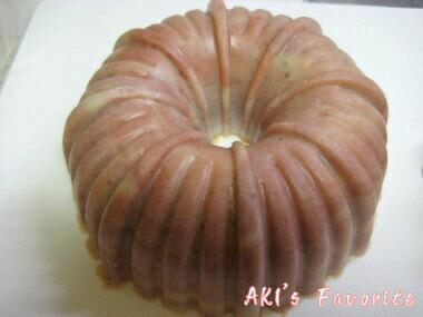 ラベンダーローズケーキ2H20 4