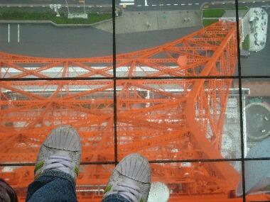東京タワー上H20 9.21