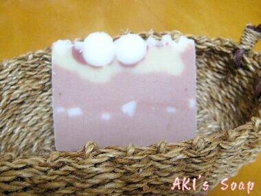 No.41 PINK ROSE H20 9.16