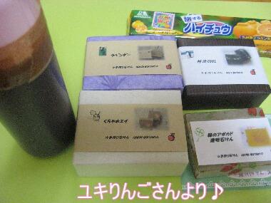 ユキりんごさん便H21 8.1