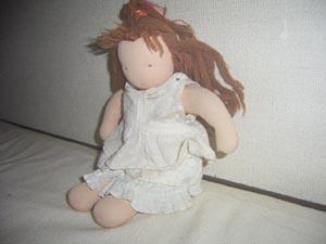 ウォルドルフ人形 001