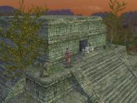 史跡の頂上