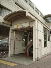 多摩モノレール高松駅