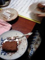 アクアライン生チョコケーキでブレイク
