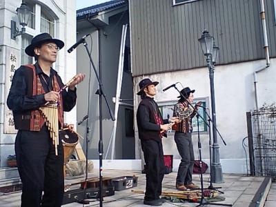GRUPO VIENTOS@柳井まつり 午後のステージ
