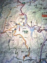 松尾峠越えルート