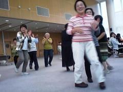 ロシア民謡でダンス