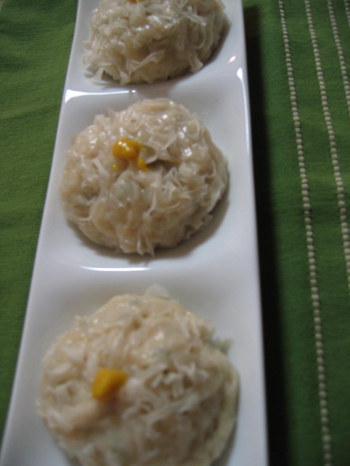 豆腐シューマイ