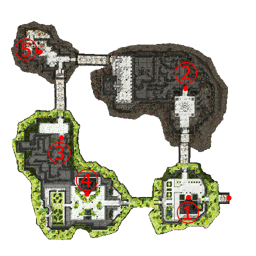 N砦MAP