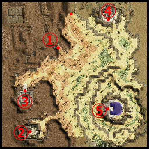 F砦MAP