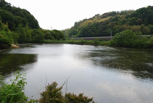 小松島溜池