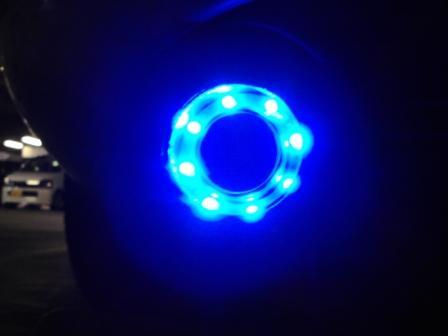 LEDマフラーカッター
