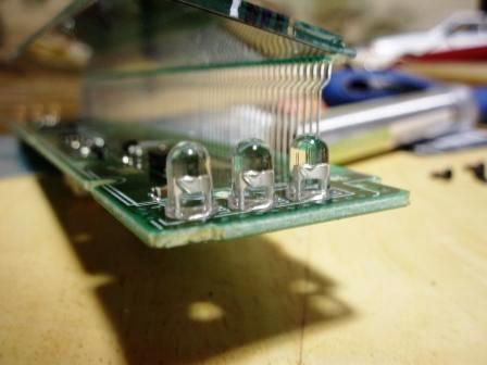 5mm 砲弾型LED