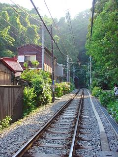 江ノ電線路