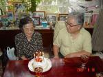 ばあちゃんの誕生日