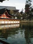厳島神社からの眺め