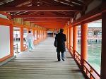 厳島神社の内部