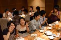 H21編入飲み会8月