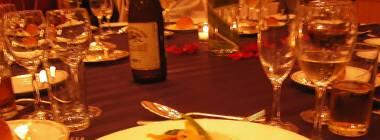 祝宴 ワイングラス