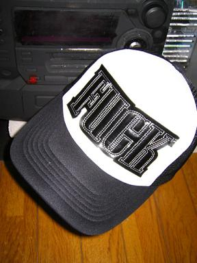 FUCK CAP