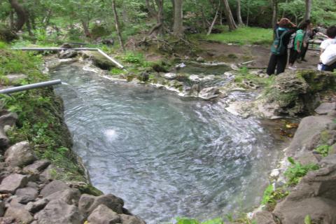 岩尾別温泉2