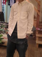 オックスフォード 1POC ボタンダウンシャツ