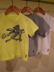 kids ポストマンTシャツ