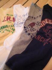 Tシャツ達♪