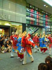 2008よさこい祭り