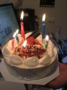 うまそーなケーキ♪