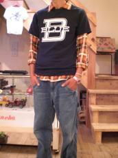 ニューモールL/Sシャツ