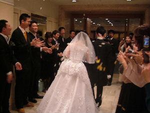 うさ子結婚