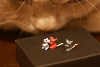 マウスくんたち。
